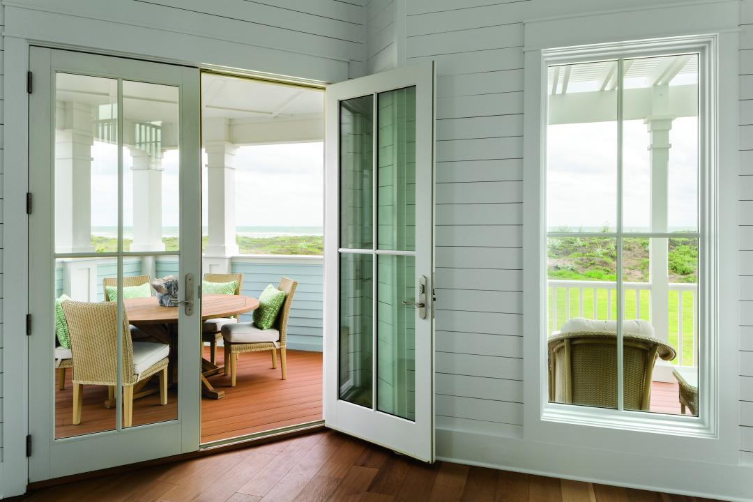 Exterior French Patio Doors Cmc Windows And Doors